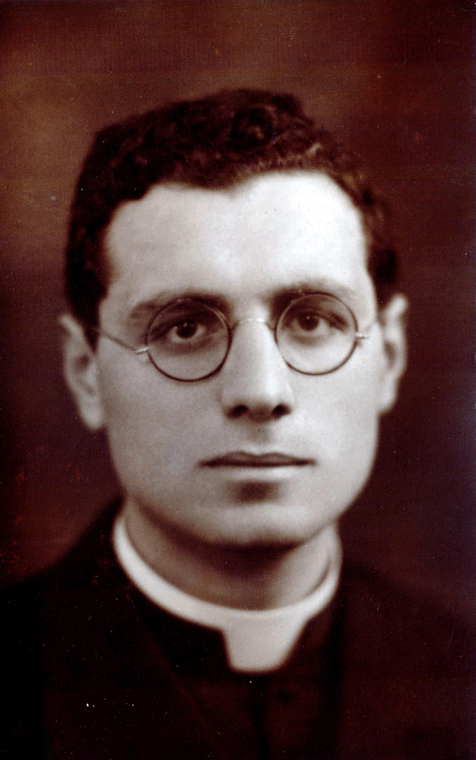 Il Fondatore Mons. Gangemi
